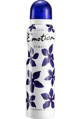 Emotion Violet 150 Ml Kadın Deodorant