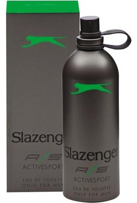 Slazenger Active Sport Yeşil Edt 125 Ml Erkek Parfümü