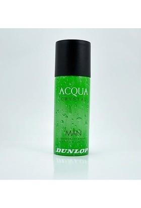 Dunlop Acqua Crystal 150 Ml Erkek Deodorant