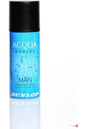 Dunlop Acqua Marine 150 Ml Erkek Deodorant