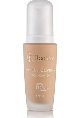 Flormar Perfect Coverage Fondöten 101