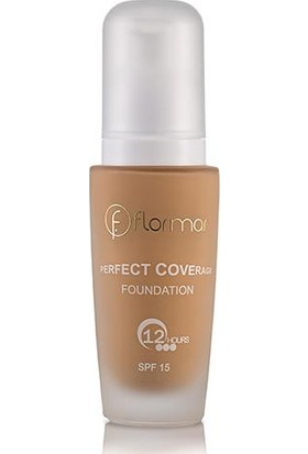 Flormar Perfect Coverage Fondöten 102