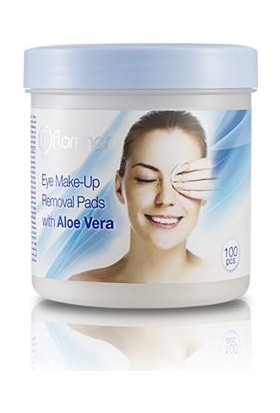 Flormar Eye Make-Up Remover Pads Aloe Vera