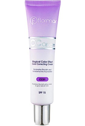 Flormar CC Cream SPF15