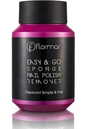 Flormar Easy&Go Sünger Oje Çıkartıcı