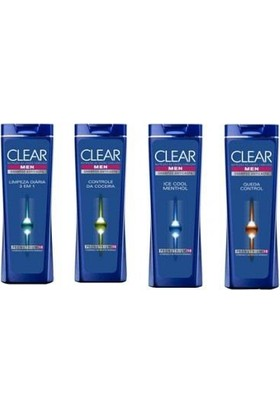 Clear Men Şampuan Karma 180 Ml