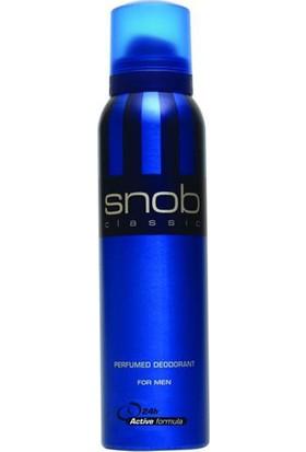 Snob Classic Deodorant 150 Ml -Erkek Deodorant