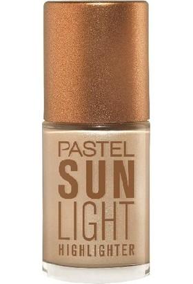 Pastel Sunlight Highlighter - Aydınlatıcı 101