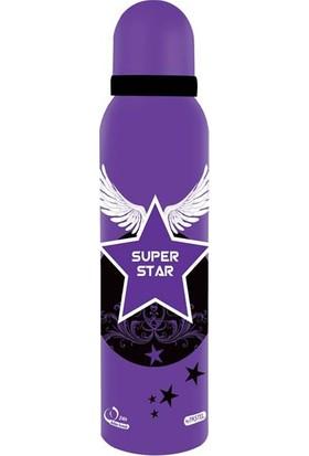 Pastel Super Star 150 Ml Kadın Deodorant