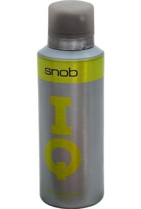 Snob Iq 150 Ml Parfüm Deodorant