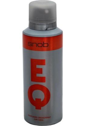 Snob Eq 150 Ml Parfüm Deodorant