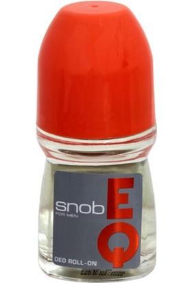 Snob Eq Roll-On 50 Ml