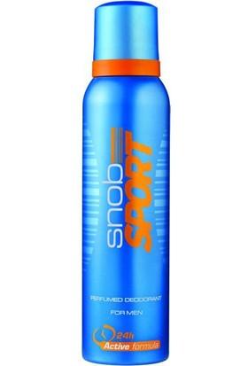 Snob Sport Erkek Deodorant