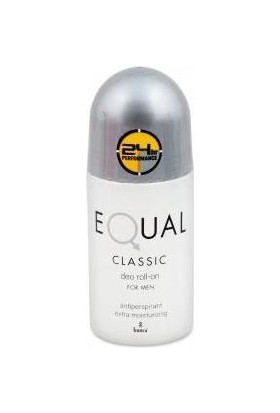 Equal Roll-On Classic For Men 50Ml