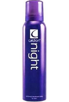 Caldion Night 150 Ml Erkek Deodorant