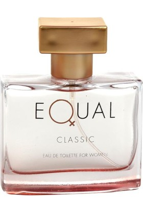 Equal Classic For Women Edt 75 Ml Kadın Parfüm