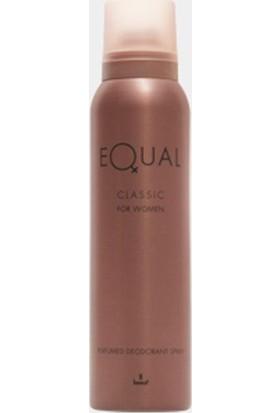 Equal 150 Ml Kadın Deodorant