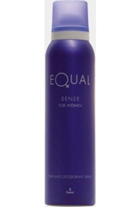 Equal Sense 150 Ml Kadın Deodorant