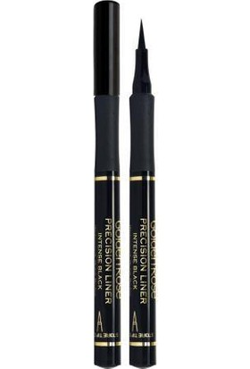Golden Rose Precision Eyeliner- Siyah