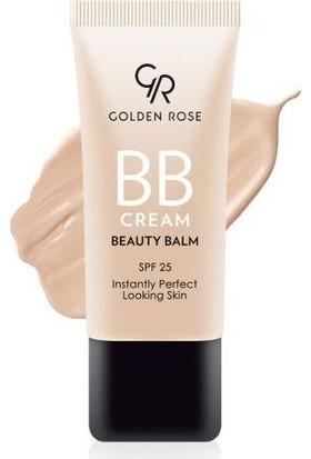 Golden Rose Bb Cream Beauty Balm No:01 Light