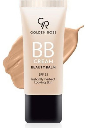 Golden Rose Bb Cream Beauty Balm No:05 Medium Plus
