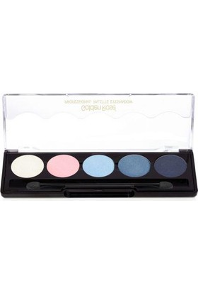 Golden Rose Professional Palette Eyeshadow- Far No: 101