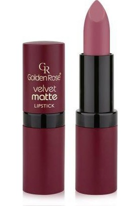 Golden Rose Velvet Matte Ruj 02