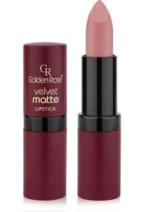 Golden Rose Velvet Matte Ruj 03