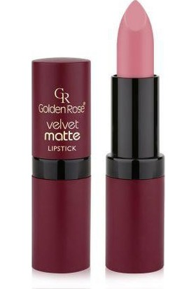 Golden Rose Velvet Matte Ruj 07