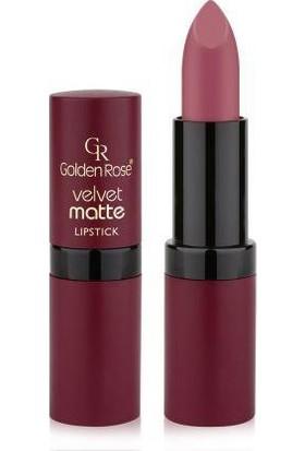 Golden Rose Velvet Matte Ruj 14