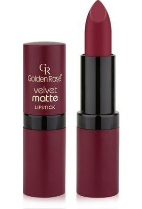 Golden Rose Velvet Matte Ruj 20