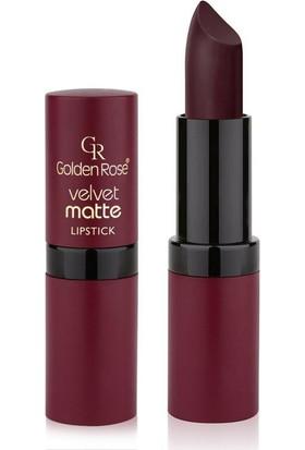 Golden Rose Velvet Matte Ruj 29