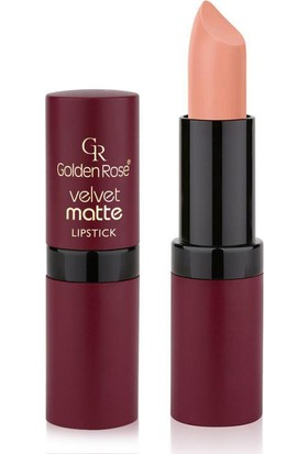 Golden Rose Matte Velvet Ruj 30