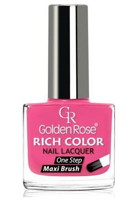 Golden Rose Rich Color Nail Lacquer Oje - 07