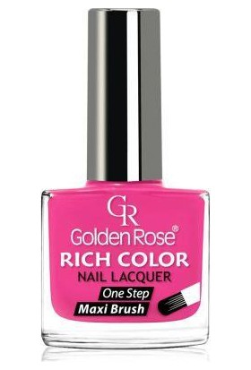 Golden Rose Rich Color Nail Lacquer Oje - 08