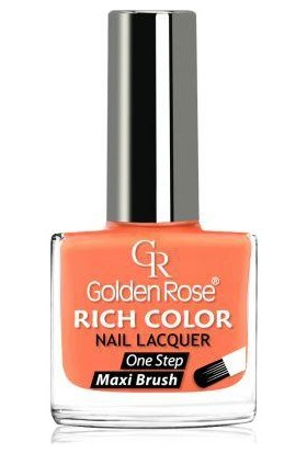 Golden Rose Rich Color Nail Lacquer Oje - 37