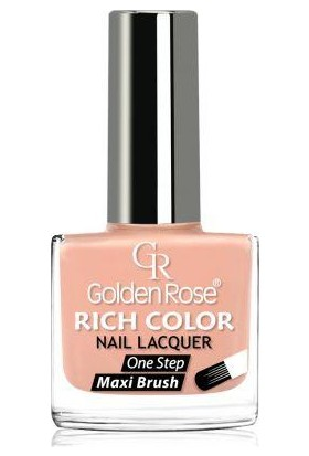 Golden Rose Rich Color Nail Lacquer Oje - 43