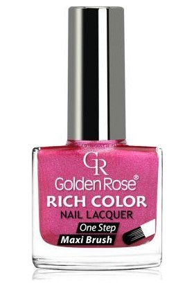 Golden Rose Rich Color Nail Lacquer Oje - 51