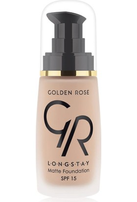 Golden Rose Longstay Matte Foundation N0:05