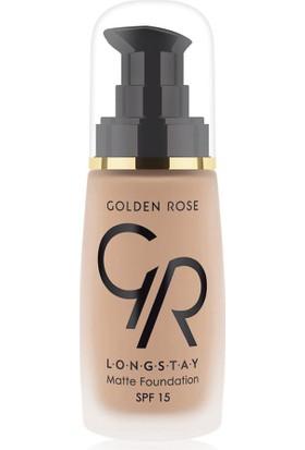 Golden Rose Longstay Matte Foundation N0:09
