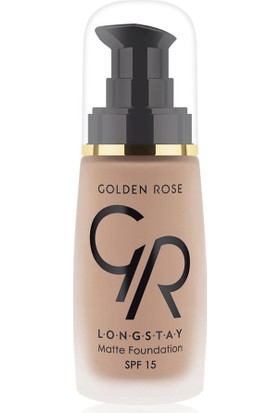 Golden Rose Longstay Matte Foundation N0:10