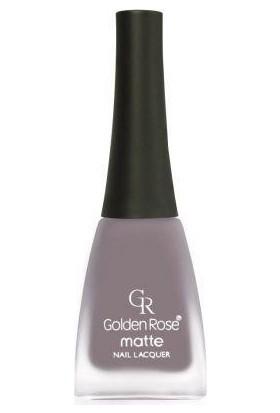 Golden Rose Matte Nail Lacquer No.11