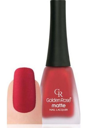 Golden Rose Matte Oje 16