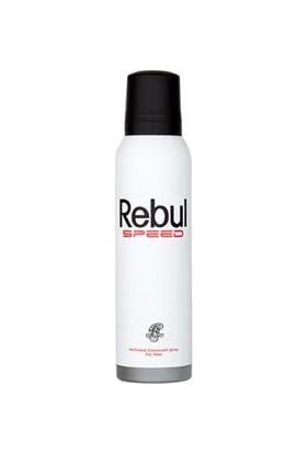 Rebul Speed 150 Ml Erkek Deodorant