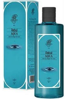 Rebul Aqua Kolonya 270 ml (Cam Şişe)