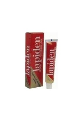 Lapiden Modern Tüy Dökücü Krem / Klasik Kırmızı