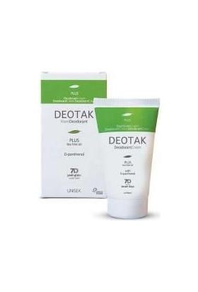 Deotak Krem Deodorant Plus 35ml