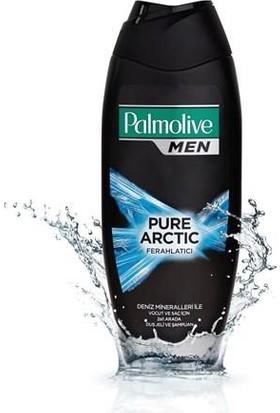 Palmolive Erkek Duş Jeli Pure Arctic -Ferahlatıcı 500 ml