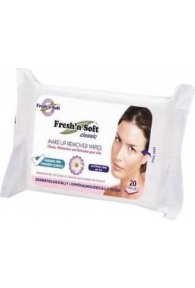 Fresh & Soft Makyaj Temizleme Pamuğu 20 Li