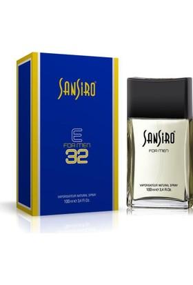 Sansiro 100 ML Parfüm Bay No.E32 Baharatlı